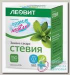 Худеем за неделю Стевия таб 0,25г заменитель сахара N 150