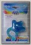 Canpol babies погремушка с водным прорезывателем лапка +0мес N 1