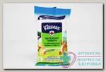 Kleenex салфетки влажные а/бактер N 10