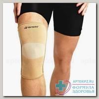 Orlett Бандаж на колено эласт с метал спиал ребрами
