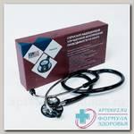 AmRus стетоскоп мед улучшенной акустич проводимости 04-АМ410 N 1