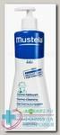 Mustela Bebe мягкий гель д/купания 500мл детский д/тела/волос 0+мес N 1