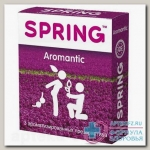 Spring презерватив aromantic ароматизир латекс N 3