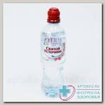 Святой источник вода 0.5л негаз спорт вкус малины N 1