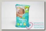 Памперсы Актив Беби Dry (р-р 4) 8-14 кг N 10