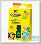 Gardex Baby ср-во реппелентное: экстракт 4мл+ наклейки 9шт от 2х лет N 1