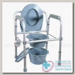 AmRus кресло-туалет д/инвалидов АМСВ6808 N 1
