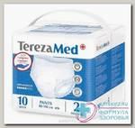 TerezaMed подгузники medium 70-110см N 10