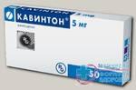 Кавинтон тб 5мг N 50