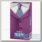 Презервативы Vizit набор ребристые презервативы 12шт + точечные презервативы 12шт N 1