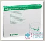 Аскина Трансорбент стерильная повязка 10х10см N 10