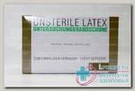 Перчатки SF латексные гладкие нестер опуд р L (8 - 9) N 100