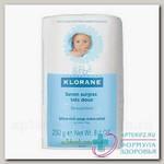Klorane Bebe Мыло детское питательное 250г с календулой N 1