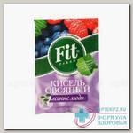 Кисель овсяный лесные ягоды д/диетич питания без сахара пакет 50г 3порции N 1