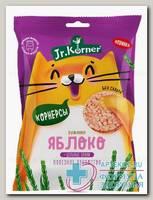 Хлебцы-мини хрустящие рисовые 30г румяное яблоко N 1