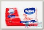 Huggies classic салфетки влажные N 128