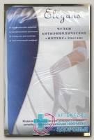Elegans чулки антиэмболические 2кл компресии (23-32 мм рт ст)белые р М (3039) N 2
