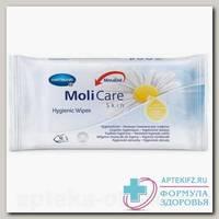 Hartmann Molicare Skin салфетки влажные N 10
