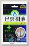 Kokubo шлаковыводящий пластырь с плацентой N 2