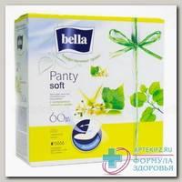 Прокладки Белла панти софт лекарственные травы с экстр липового цвета N 60