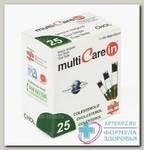 Тест-полоски MultiCare-in на общий холестерин N 25