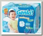 Genki Premium soft трусики-подгузники р L (9-14 кг) N 30