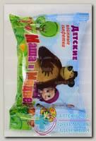 Маша и медведь салфетки влажные детские N 20