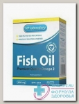 Fish Oil рыбий жир высшей степени очистки капс N 60
