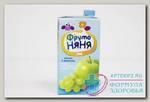 ФрутоНяня сок яблоко/виноград осветл 500мл N 1