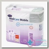 Hartmann molicare mobile super трусы L 100-150 см N 14
