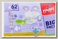Подгузники Хэппи макси плюс 4+ 9-20кг N 62