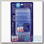 LION Зубочистки с зубной нитью Lion Clinica Floss and Stick, 30шт N 1