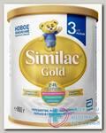Симилак Голд 3 сухой молочный напиток -Детское молочко с 12 мес 800 г N 1