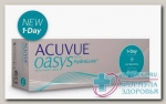 Линзы контактые 1 Day Acuvue OASYS with HydraLuxe 8.5/ +5.75 N 30