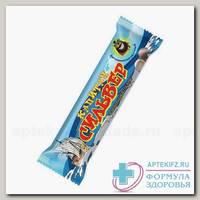 Капитан Сильвер батончик трюфельно-ореховый 50г в шокол глазури N 1
