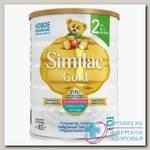 Симилак Голд 2 сухая последующая адаптированная молочная смесь 6 - 12мес 800г N 1