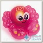 Игрушка Hap-p-Kid игрушка д/ванной со световыми эффектами Крабик с 12 мес (4318) N 1