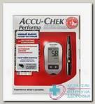 Accu-chek перформа глюкометр комплект N 1