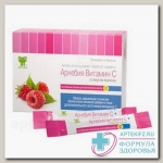 Арнебия витамин С со вкусом малины порошок д/приг напитка БАД пак N 10