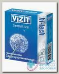 Презервативы Vizit Hi-tech sensitive сверхчувствительные N 3
