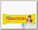 Гематоген Форте детский 40г плитка N 1