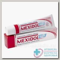 Мексидол дент Актив зубная паста 65г без фтора N 1