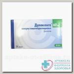 Дулоксента капс кишечнораств 60мг N 28