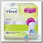 Прокладки Тена Lady slim mini N 10