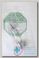 Насадка на трость с одним острием металлическ AMIT84 N 1