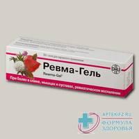 Ревма-гель (гомеопат гель) 50г N 1
