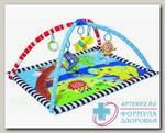 Мир Детства развивающий коврик для малышей Африка 0+ N 1