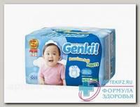 Genki Premium soft трусики-подгузники р М (7-10 кг) N 32