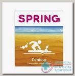 Spring презерватив контурный ароматизированный латекс N 3