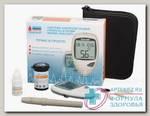Глюкометр Diacont сист контроля (голосовое сопр) тест-полос 10шт+ланц 10шт+скариф+р-р N 1